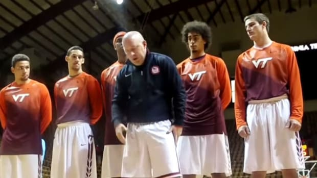 Coach Sets Players Straight On National Anthem (Video) Promo Image