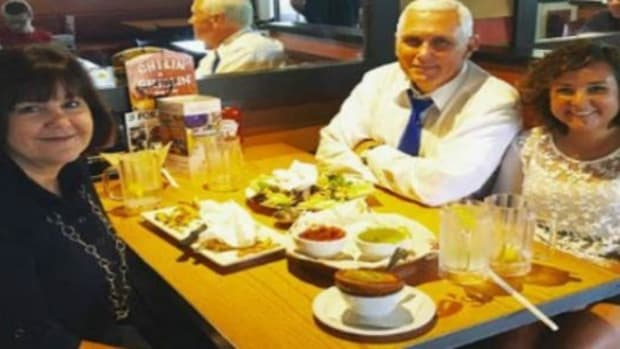 Mike Pence Pic Going Viral After People See Something Bizarre; Do You See It? (Photo) Promo Image