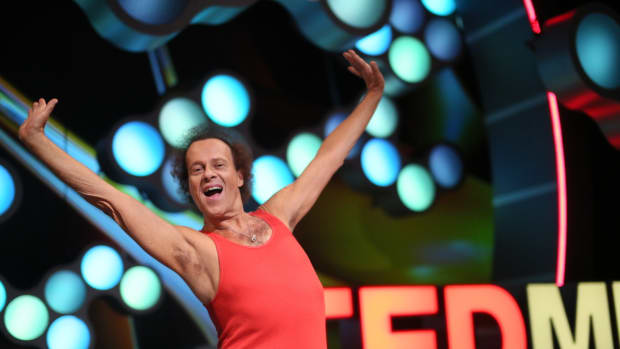LAPD: Star Richard Simmons Is 'Perfectly Fine' Promo Image