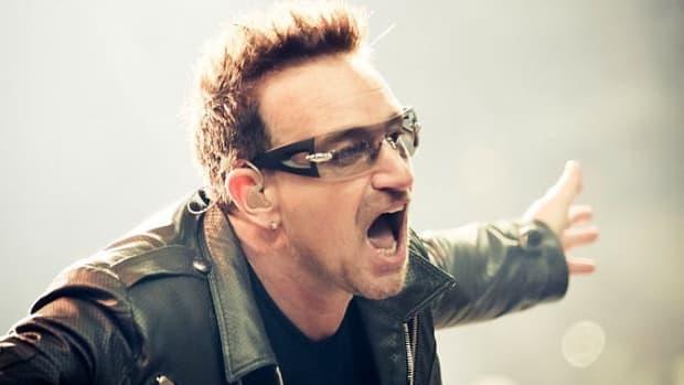 Bono Hangs Out With George Bush, Praises AIDS Efforts (Photo) Promo Image
