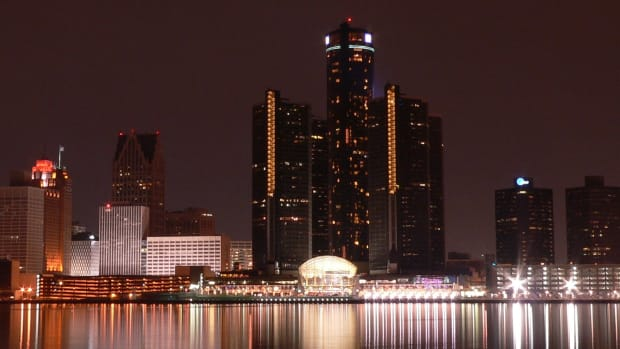 Detroit's Remarkable Comeback: Two Years Deficit Free Promo Image