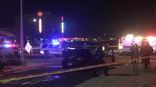 Two People Killed Outside Of A Macy's And A Walmart Promo Image