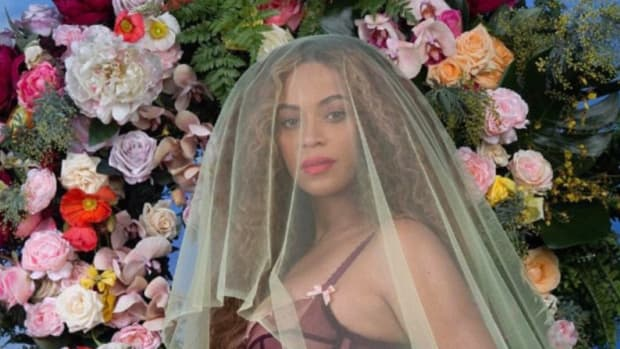 Beyonce's Pregnancy Photos Spark Controversy (Photos) Promo Image