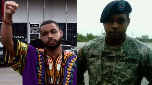 Dallas Police Shooter Identified (Photos) Promo Image