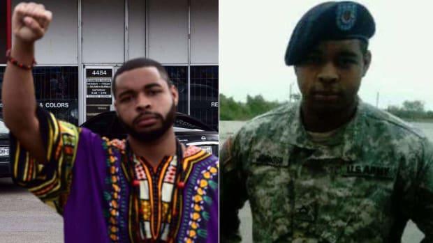 Dallas Police Shooter Identified (Photos) Promo Image