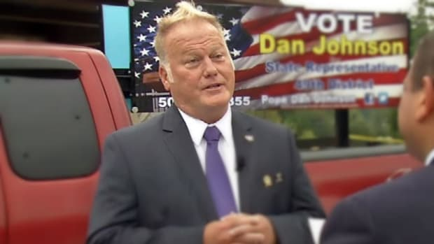 Kentucky GOP Denounces Candidate Over Racist Posts Promo Image