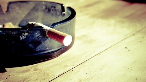 Smoking Toddler Kicks Habit And Loses Weight (Photos) Promo Image