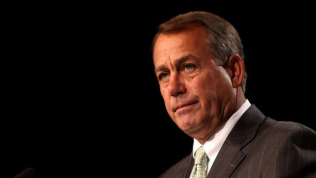 Boehner: Trump's Presidency 'A Complete Disaster' Promo Image