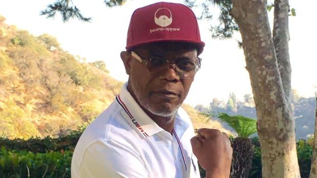 Samuel L. Jackson Says Ben Carson Should Quit Promo Image