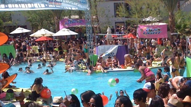 Teen Arrested After Woman Is Thrown Into Pool (Video) Promo Image