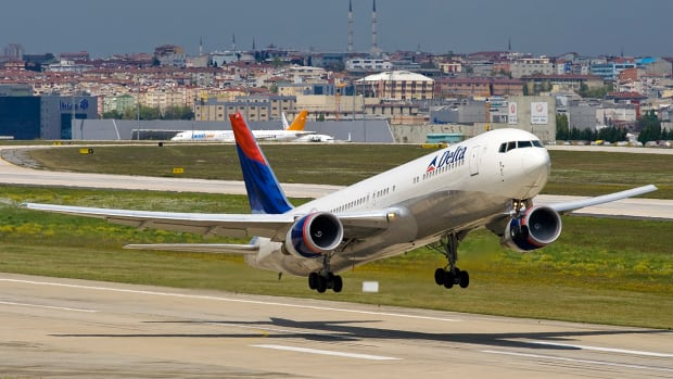 Delta Overbooks Flight, Threatens Parents With Jail Promo Image