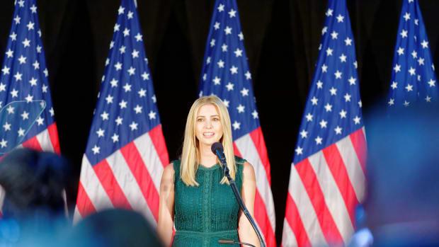 Ivanka Trump Billboard Causes Ethics Violation Concerns (Photo) Promo Image