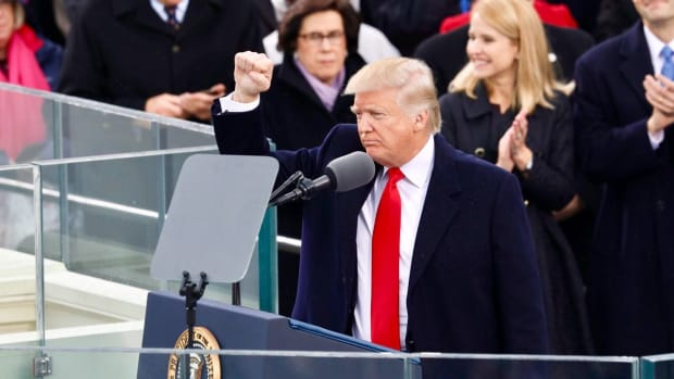 Trump Suggests Invading Iraq Again (Video) Promo Image