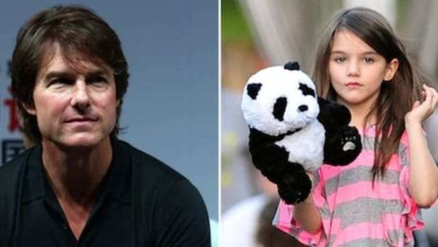 Report: Details Emerge On Why Tom Cruise Won't See Suri Promo Image