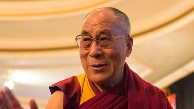 Dalai Lama On Donald Trump: I Am Not Worried Promo Image