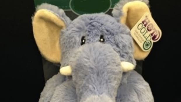 Mom Makes Unfortunate Discovery In Stuffed Animal She Bought For Her Daughter (Photo) Promo Image