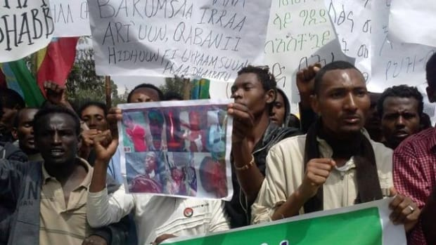 Ethiopian Officials Kill Internet Amid Political Unrest  Promo Image