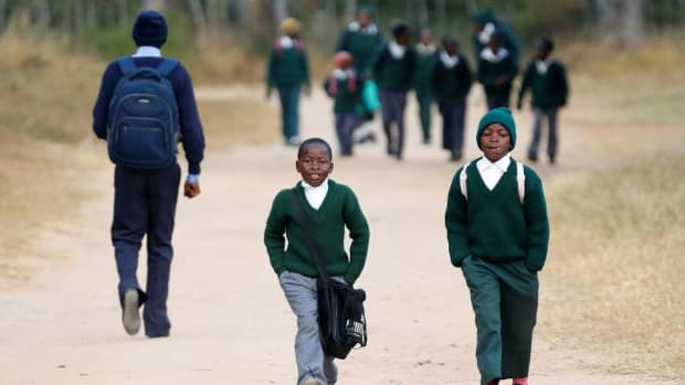 Zimbabwe Bans Corporal Punishment For Children Promo Image