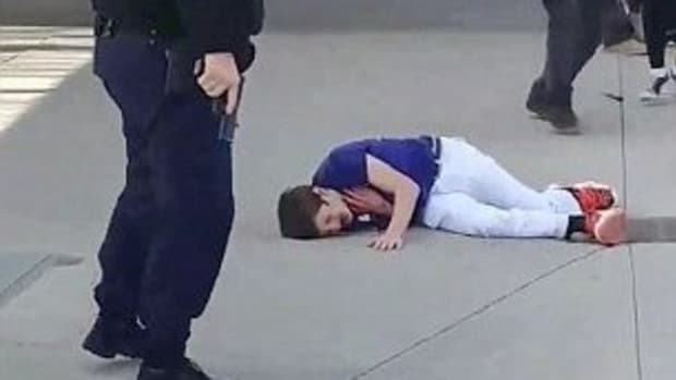 Officer Shoots Knife-Wielding Student During Fight (Video) Promo Image