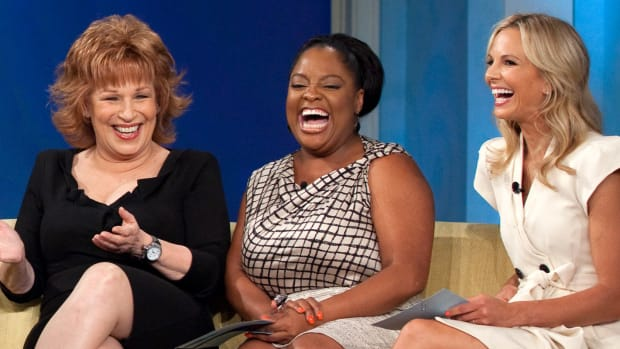 Joy Behar Says Clinton Was Not A Good Candidate Promo Image