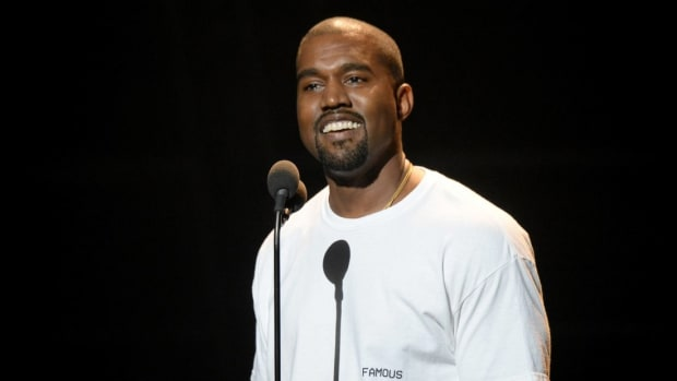 Kanye West Cancels Tour, Hospitalized For 'Exhaustion' Promo Image