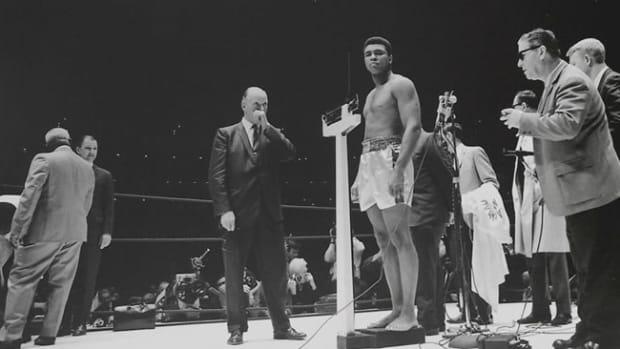 Newly Revealed FBI Documents Show Muhammad Ali Probe Promo Image