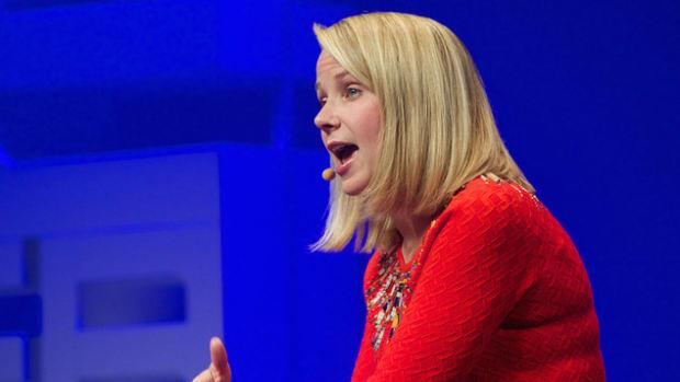 Lawsuit Accuses Yahoo CEO Of Discriminating Against Men Promo Image