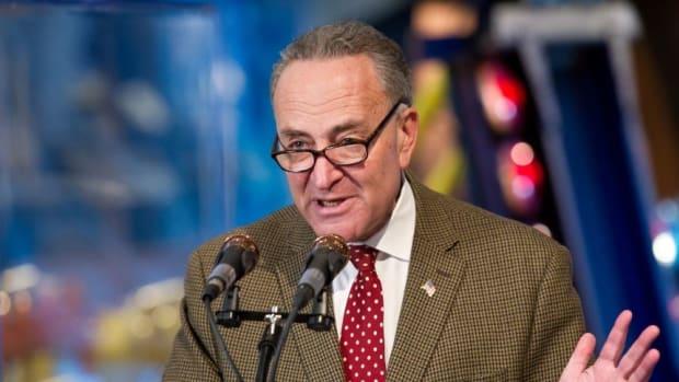Schumer: Trumpcare Won't Pass Senate Promo Image
