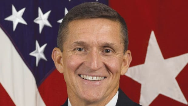 Report: Trump Knew Of Flynn's Russia Issue In January Promo Image