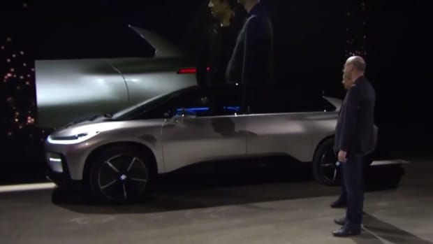 New Self-Parking Car Fails During CES Presentation (Video) Promo Image