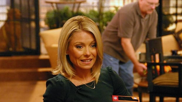 Kelly Ripa Reportedly Angry With New 'Live' Co-Host Promo Image