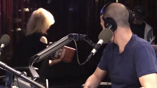 Nancy Grace Ends Interview After Dead Kids Question (Video) Promo Image