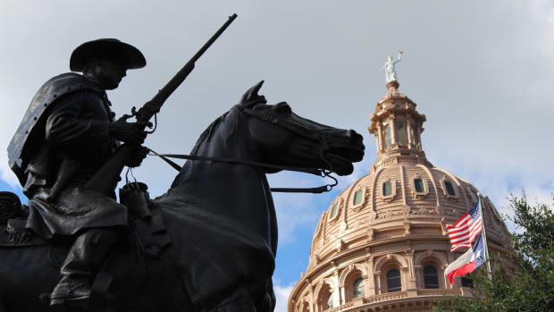 Donald Trump Will Win Texas Promo Image