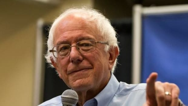 New Poll Shows Bernie Sanders Is Most Liked Politician Promo Image