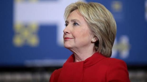 Clinton Ally: Hillary Will Never Run For Office Again Promo Image