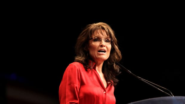Palin Dubs 'Unwanted' GOP Healthcare Plan 'RINO-Care' Promo Image