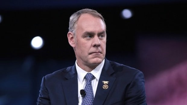 Montana's Ryan Zinke Tapped For Interior Secretary  Promo Image