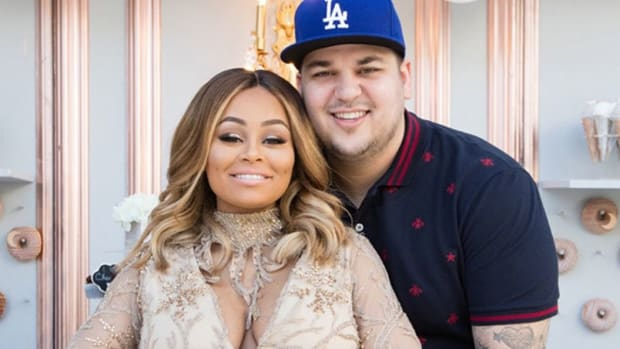 Rob Kardashian Was Allegedly Depressed And Binge Eating  Promo Image