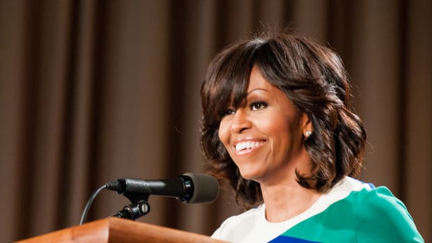 Michelle Obama Explains Why She Won't Run For Office Promo Image