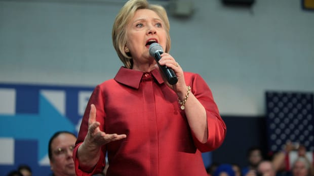FBI Director: No Charges Against Hillary Clinton (Video) Promo Image