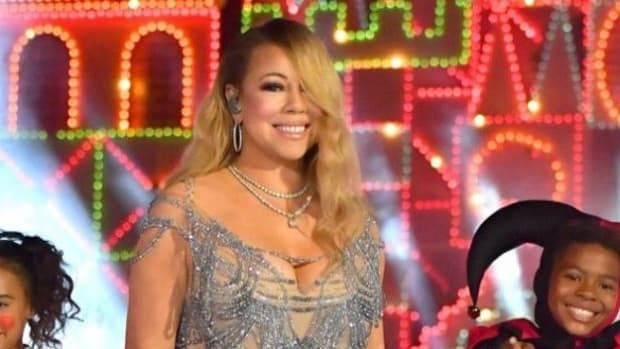 Mariah Carey's Star In Hollywood Has Been Vandalized (Photo) Promo Image