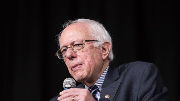Sanders: North Dakota Pipeline 'A Violation Of Rights' Promo Image