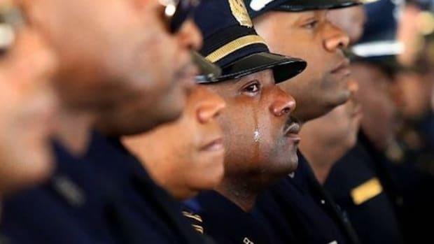 Dallas Cop Files Lawsuit Against Black Lives Matter Promo Image