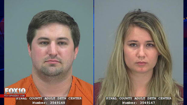 Couple Abandons Toddler To Play Pokemon Go, Gets Arrested Promo Image