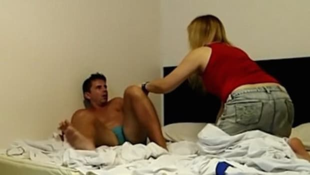 Man Wakes From Heavy Drinking, Gets Huge Shock (Video) Promo Image