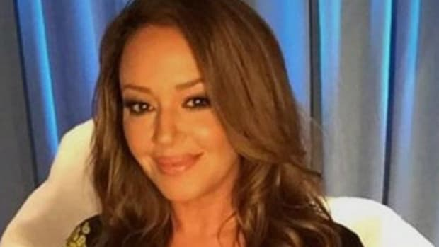 Leah Remini Sues Scientology Ahead Of Miniseries Expose Promo Image