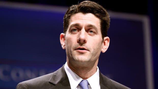 Paul Ryan: 'I'm Not Stepping Down As House Speaker' Promo Image