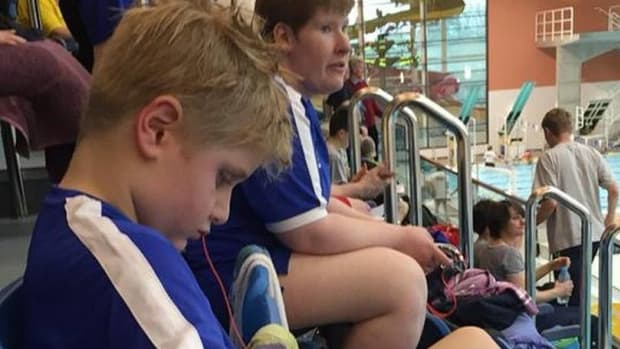 Special Olympics Disqualifies Boy For Swimming Too Fast Promo Image
