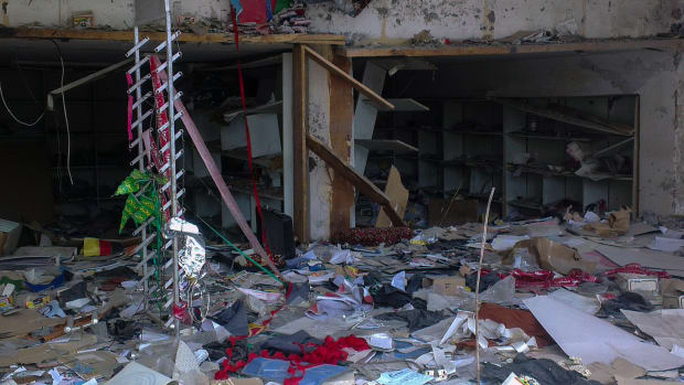 Report: ISIS Leader al-Baghdadi Killed In Air Strike Promo Image