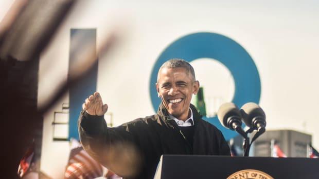 Obama Will Receive The JFK Award Promo Image